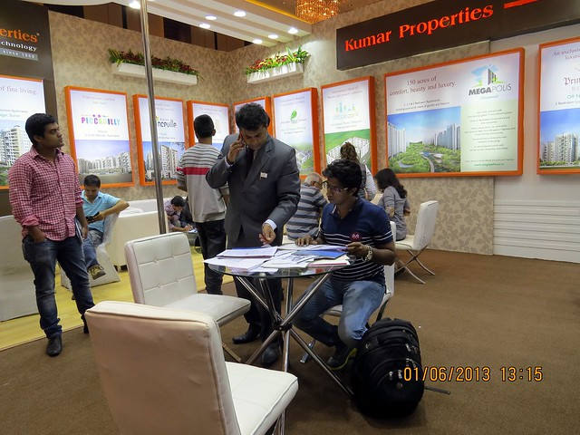 www.kumarworld.com  -  Visit Times Property Showcase 2013, 1st &2nd June 2013, JW Marriott, S B Road, Pune