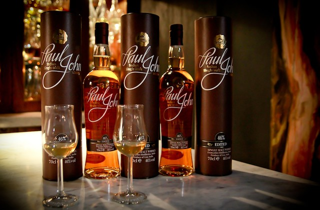 Paul John Whisky Brillianceand  Edited