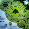If you're in a maze right now you may need this... #maze #notice #map #trentham #stoke #Staffordshire #britain #England #green #tree #trenthamgardens #instagramers #instabest