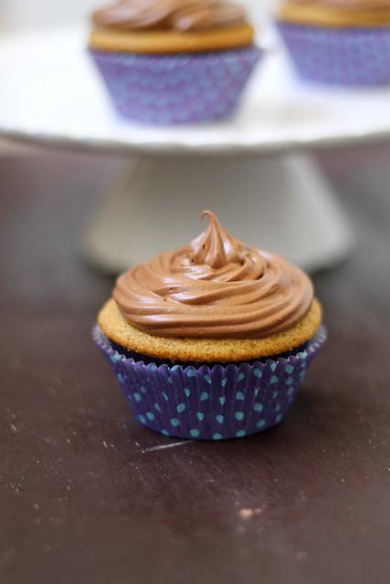 Chocolate Frosting - vegan & gluten free