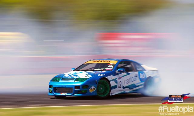 British Drift Championship - Rnd2 2013 @ Pembrey Circuit