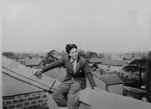 Roof Gaumont Twickenham 1954
