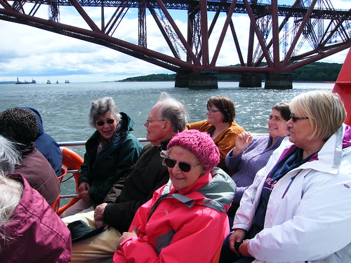 Inchcolm Pilgrimage 2013