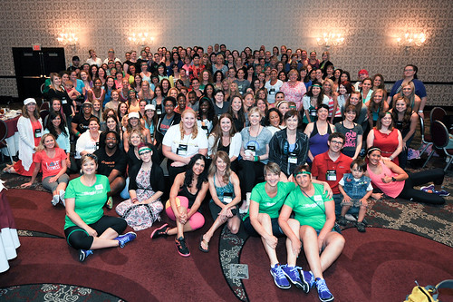 FitBloggin 2013 Group Photo-6948