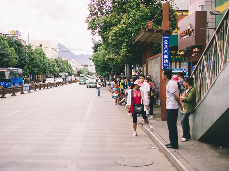 【單車地圖】<br>雲南麗江古城 9301891366 30c61a5f3e c