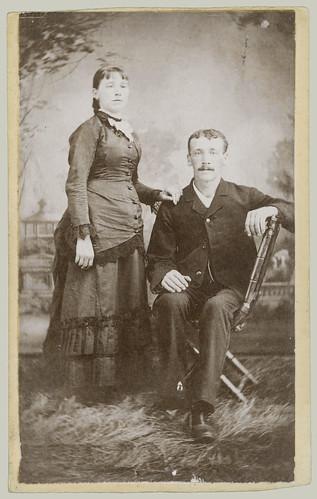 CDV couple