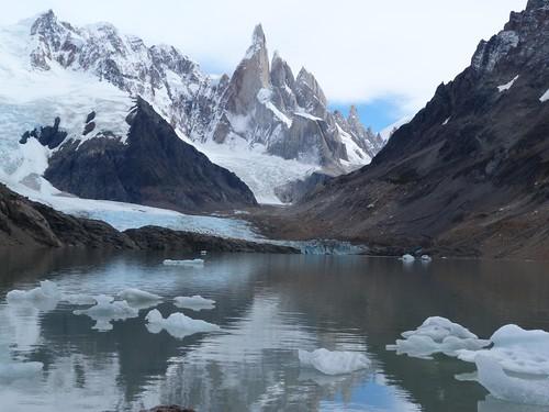 Laguna Cerro Torre (El Chaltén, Argentina)