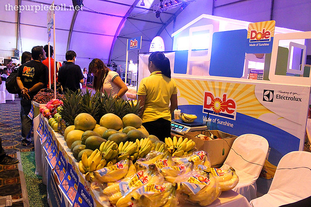 Dole Booth