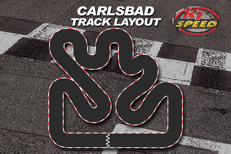 New Track Layout At K1 Speed Carlsbad K1 Speed K1 Speed