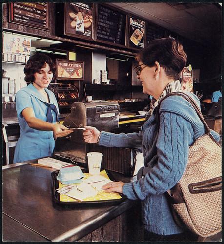 DLM Flash Cards - McDonalds - 4 of 6 - (c) 1978