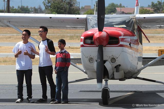 EAA Chapter 62 Young Eagle Program