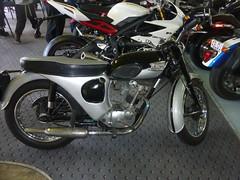Vintage British motorcycles August 24 2013