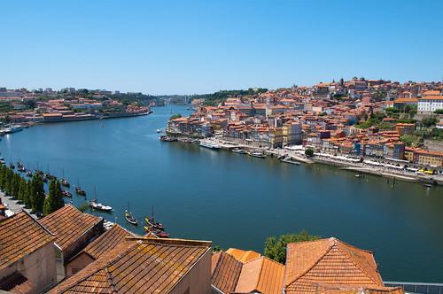 Porto desde Gaia by treboada
