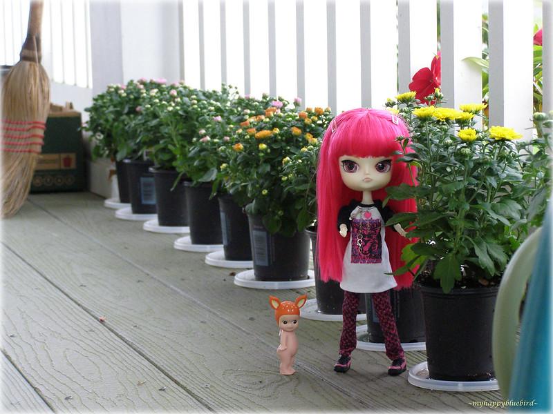 ~ garden girl...