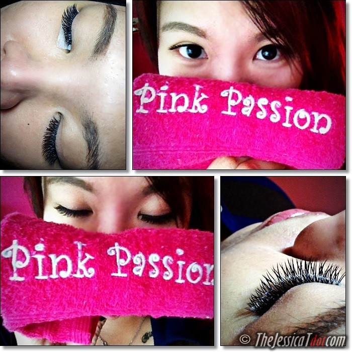 Eyelash Extension Malaysia my New Eyelash Extensions