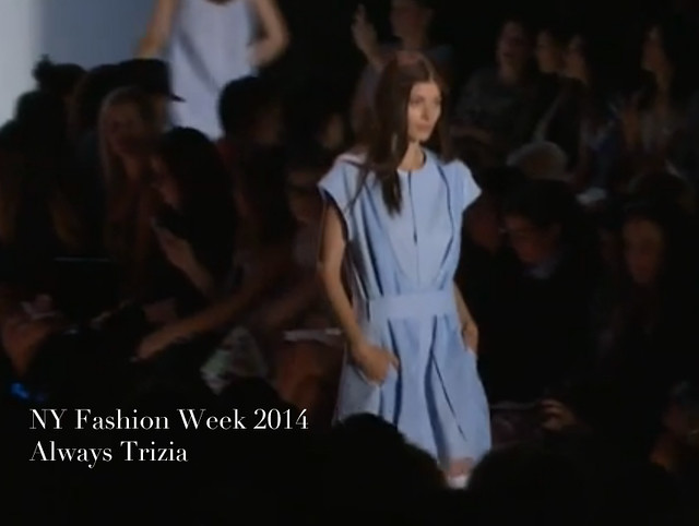 NY Fashion Week 2014 Always Trizia051