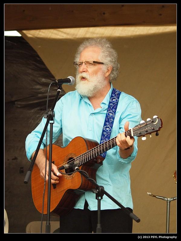 Canadian roots music legend - Ken Whiteley