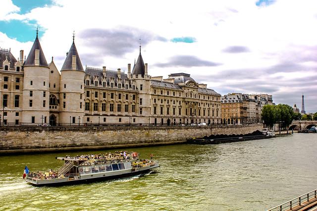Île de la Cité de París