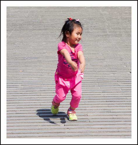 Chinees meisje by hans van egdom