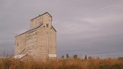 Onoway Alberta Grain Elevator