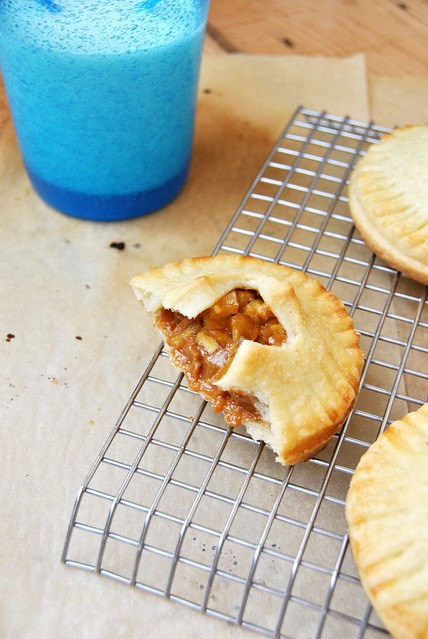 Apple and Dulce de Leche Hand Pies
