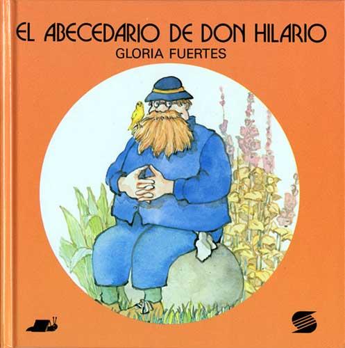 Cubierta de El abecedario de don Hilario