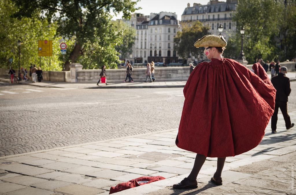 Paris, Autumn in the City