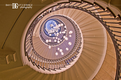 London Spiral Art by david gutierrez [ www.davidgutierrez.co.uk ]