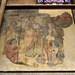 Notre-Dame of Dijon 1220-1240. Traces of the painting (simultaneous with the building)