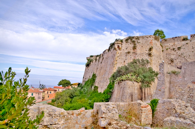 Portoferraio, fortificaizioni