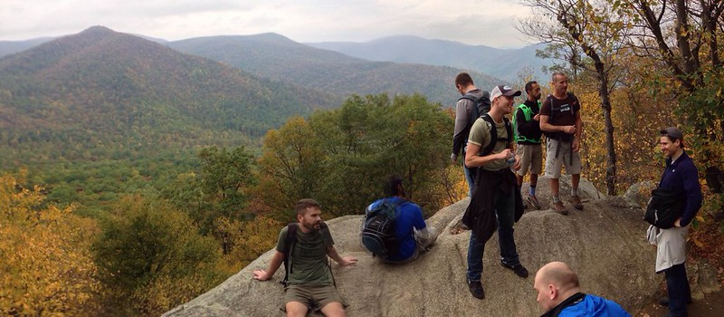Old Rag Hikers