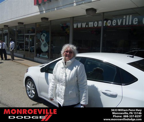 Happy Birthday to Adelaide M Saia from Robert Wilkes  and everyone at Monroeville Dodge! #BDay by Monroeville Dodge