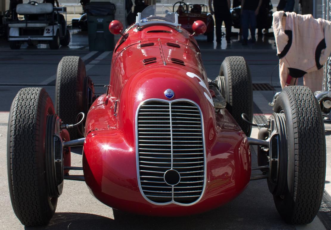 1939 Maserati 4CL 2
