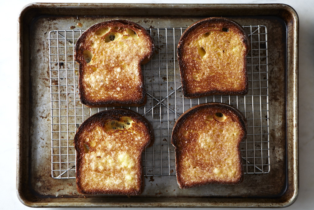 Genius French Toast Crunch from Food52