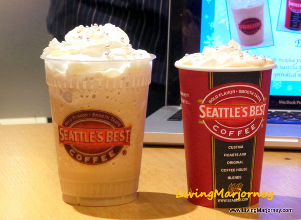 SBC Coffee Christmas Beverages 2014 by LivingMarjorney on Flickr