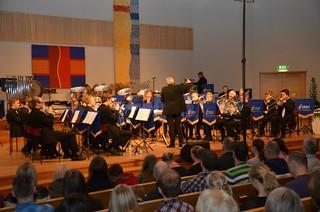 Brassbandfestivalen 2012- SYBB inleder årets öppningskonsert