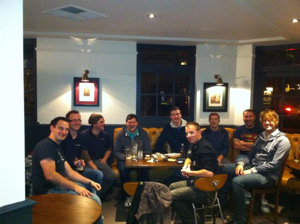 PHP Dorset 1st Meetup