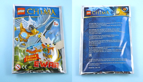 LEGO Legends of Chima Oficjalny Magazyn 2013-01 04