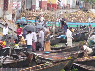 River scene in Bangladesh, 2008. Photo: AusAID