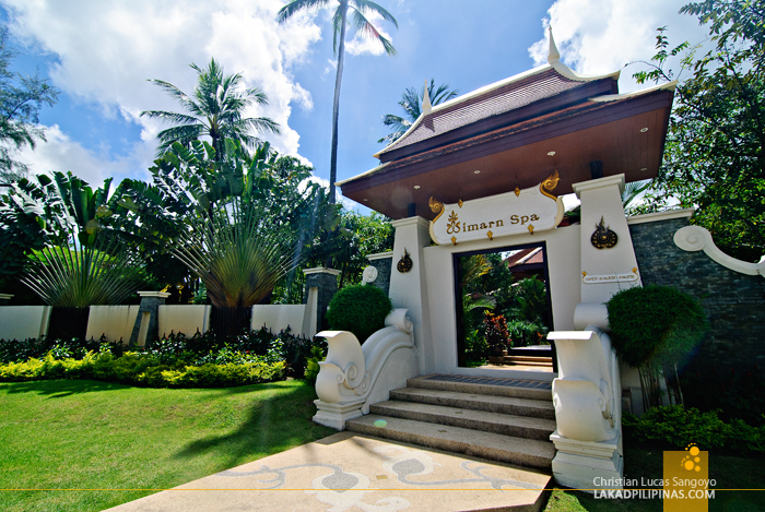 The Wimarn Spa at Phuket's Duangjitt Resort