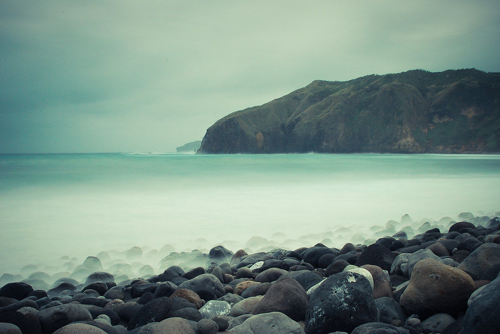 Valugan, Boulder Beach, Batanes, Mount Iraya