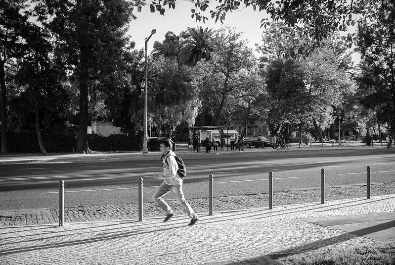 Pelas tardes de Novembro em Lisboa