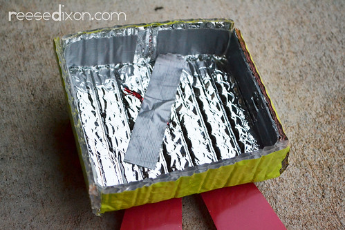 Outdoor Gift Box Tutorial Step 7