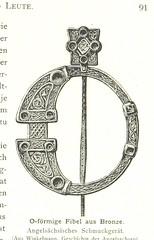 """British Library digitised image from page 105 of """"Kulturgeschichte ... Vierte Auflage. Neu bearbeitet von M. von Brandt [and others], etc"""""""