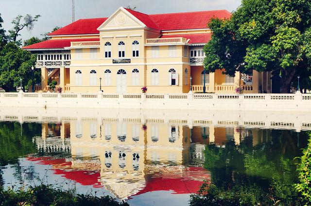 Bangkok Trip: Bang Pa-in Royal Palace / Summer Palace