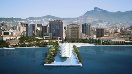 Museum of Tomorrow in Rio de Janeiro by Santiago Calatrava