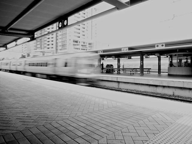 Roma station, Brisbane