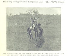 """British Library digitised image from page 329 of """"The Native Tribes of Central Australia [With illustrations.]"""""""