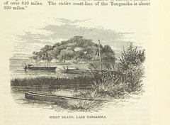 """British Library digitised image from page 157 of """"The Boy Travellers on the Congo. Adventures of two youths in a journey with H. M. Stanley 'through the Dark Continent.' [A condensation, with fictitious adjuncts, of H. M. Stanley's 'Through the Dark Conti"""