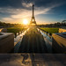 Tour Eiffel by CoolbieRe